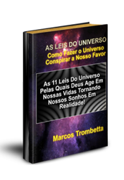As Leis do Universo, Working With the Law, Marcos Trombetta, Curso as Leis do Universo